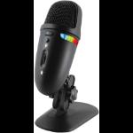 Cyber Acoustics Teton Black PC microphone