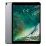 Apple iPad Pro Tablet A10X 64 GB Grau