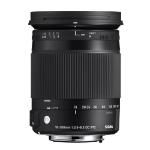 Sigma 18-300mm F3.5-6.3 DC MACRO OS HSM C SLR Macro lens Black
