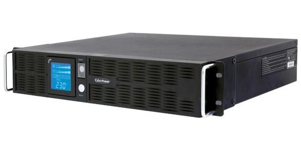 CyberPower PR1000ELCDRT2U uninterruptible power supply (UPS)