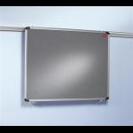 Nobo ProRail Felt Noticeboard 1200x900mm