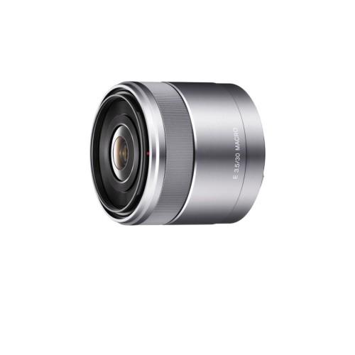 Sony SEL30M35 camera lens