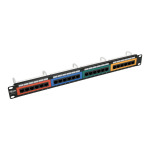 Tripp Lite N053-024-RBGY patch panel accessory