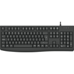 Gearlab G200 keyboard USB QWERTY US International Black