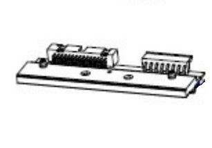 Zebra P1083347-006 cabeza de impresora Transferencia térmica