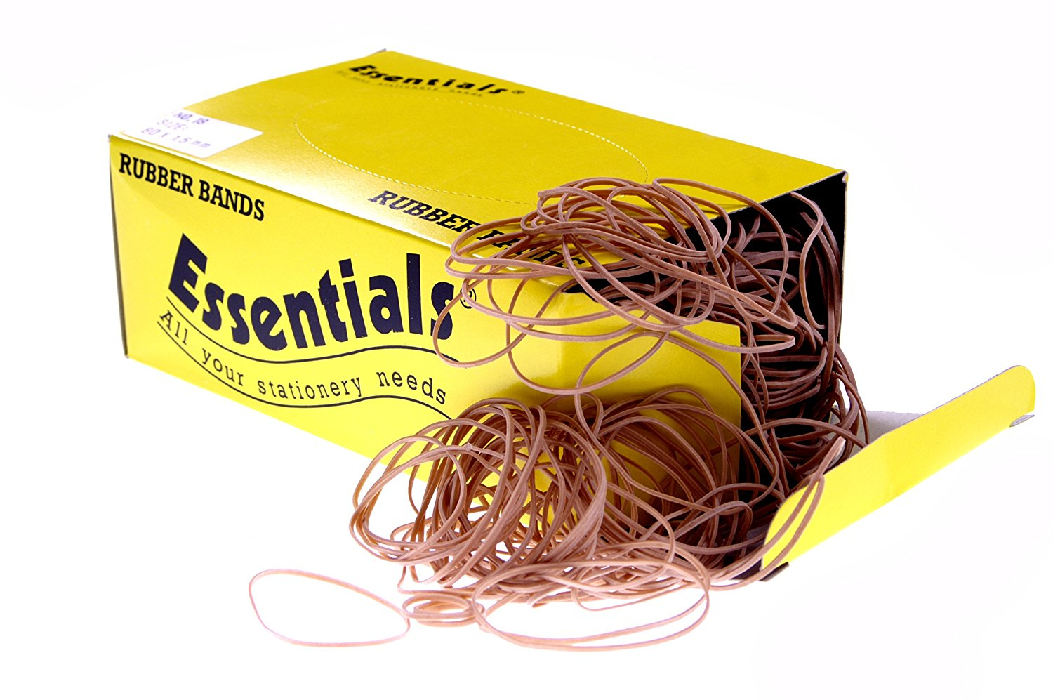 Whitecroft Essentials Value Rubber Bands (No 32) 3x75mm 454g