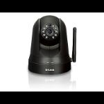 D-Link DCS-5010L indoor Dome Black security camera