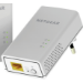 Netgear PL1000-100PES adaptador de red powerline 1000 Mbit/s Ethernet Blanco 2 pieza(s)