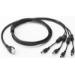 Zebra 25-85992-01R internal power cable