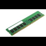 Lenovo LEN 8GB 2933MHZ ECC UDIMM MEMORY memory module 1 x 8 GB DDR4 4X71B32811