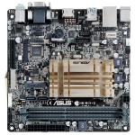 ASUS N3150I-C Mini ITX moederbord