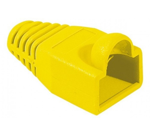Hypertec 253195-HY cable boot Yellow 10 pc(s)
