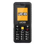 "JCB Tradesman Two 1.8"" 94g Black"