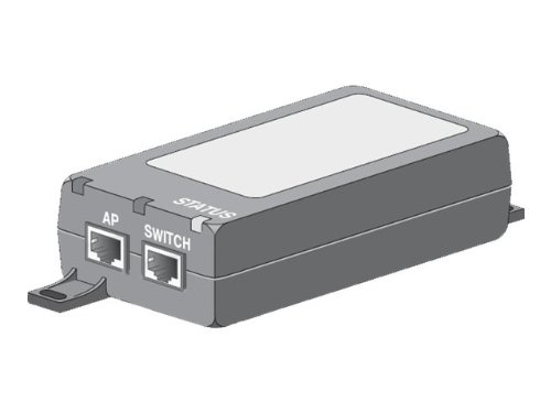Cisco AIR-PWRINJ5= Gigabit Ethernet PoE adapter
