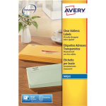 Avery J8563-25 self-adhesive label