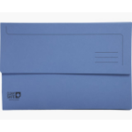 Exacompta 47222E folder A4 Cardboard Blue