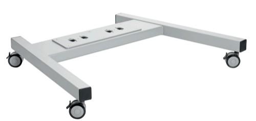 Vogel's PFT 8520 /Trolley frame - Large, SilverSilver