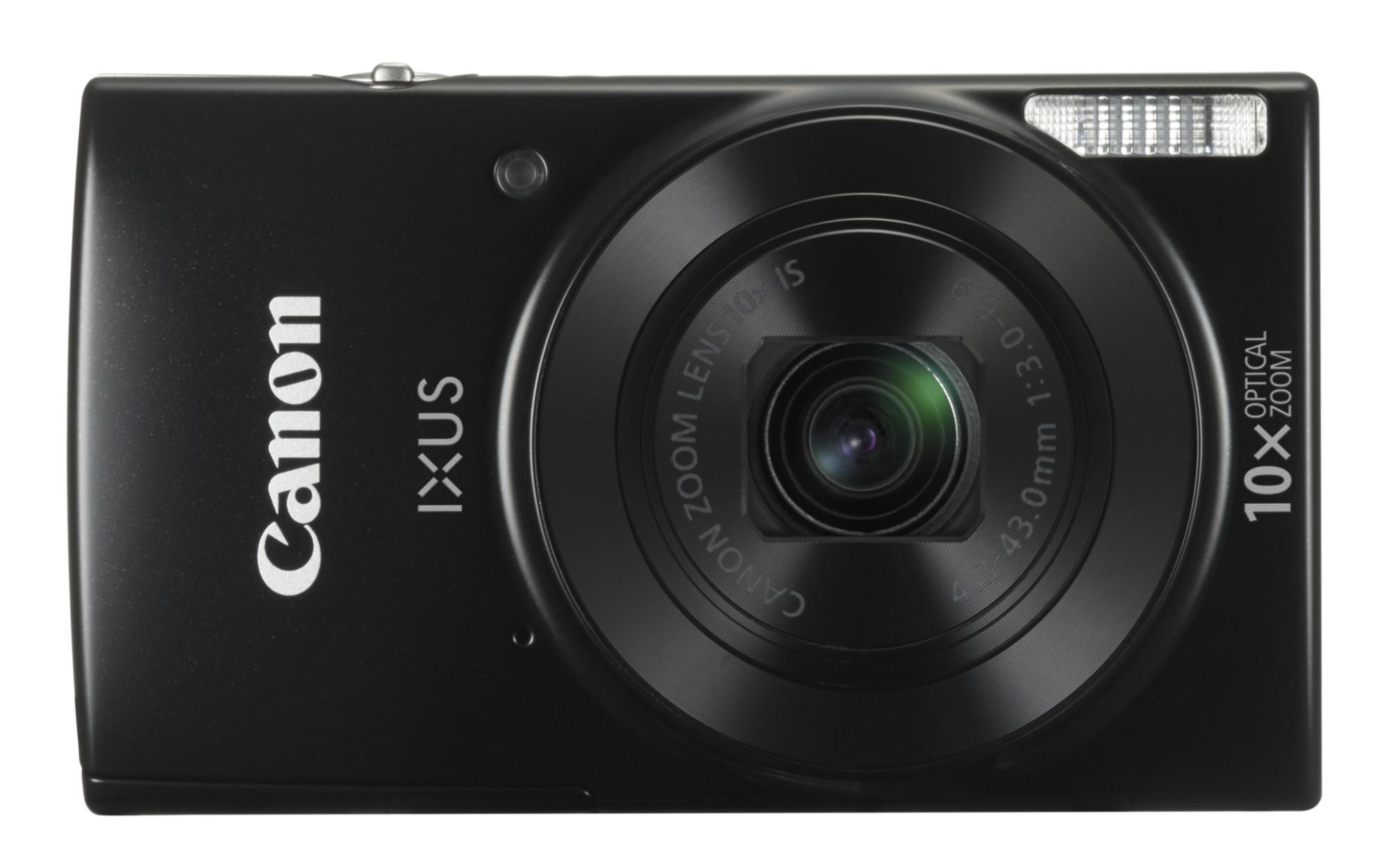"Canon Digital IXUS 190 Cámara compacta 20 MP CCD 5152 x 3864 Pixeles 1/2.3"" Negro"