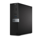 DELL OptiPlex 5040 3.7GHz i3-6100 SFF Black