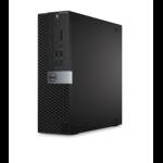 DELL OptiPlex 5040 3.7GHz i3-6100 SFF Black