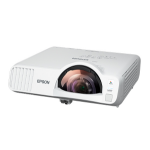 Epson EB-L200SW data projector Short throw projector 3800 ANSI lumens 3LCD White