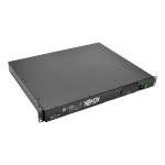 Tripp Lite 2–2.4kW Single-Phase ATS/Metered PDU, 200–240V Outlets (10 C13), 2 C14 Inlets, 3.6 m Cords, 1U Rack-Mount