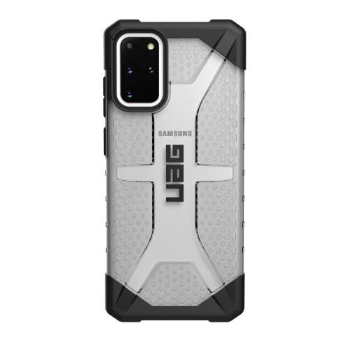 "Urban Armor Gear PLASMA SERIES mobile phone case 17 cm (6.7"") Cover Black,Grey"