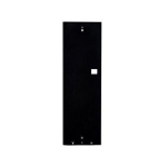 2N Telecommunications HELIOS IP VERSO BACKPLATE - 3 MODULES