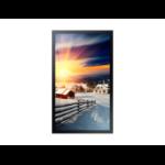 "Samsung LH85OHNSLGB signage display 2.16 m (85"") LED 4K Ultra HD Video wall Black"