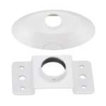 Atdec TH-PCP Ceiling White projector ceiling & wall mount