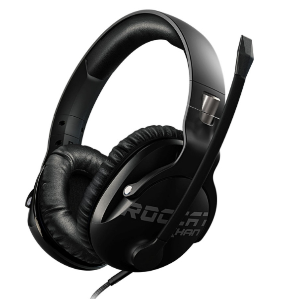 Competitive High Resolution Gaming Headset, Black