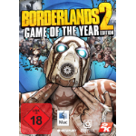 Aspyr Media Borderlands 2-Game Of the Year ED, Mac Mac DEU Videospiel