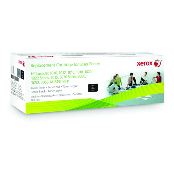 Xerox 003R99628 compatible Toner black, 2K pages @ 5% coverage (replaces HP 12A)