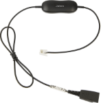 Jabra 88001-03 headphone/headset accessory Cable