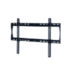 Peerless SF650P flat panel wall mount Black