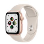 Apple Watch SE 40 mm OLED Gold GPS (satellite)