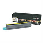 Lexmark X925H2YG Toner yellow, 7.5K pages