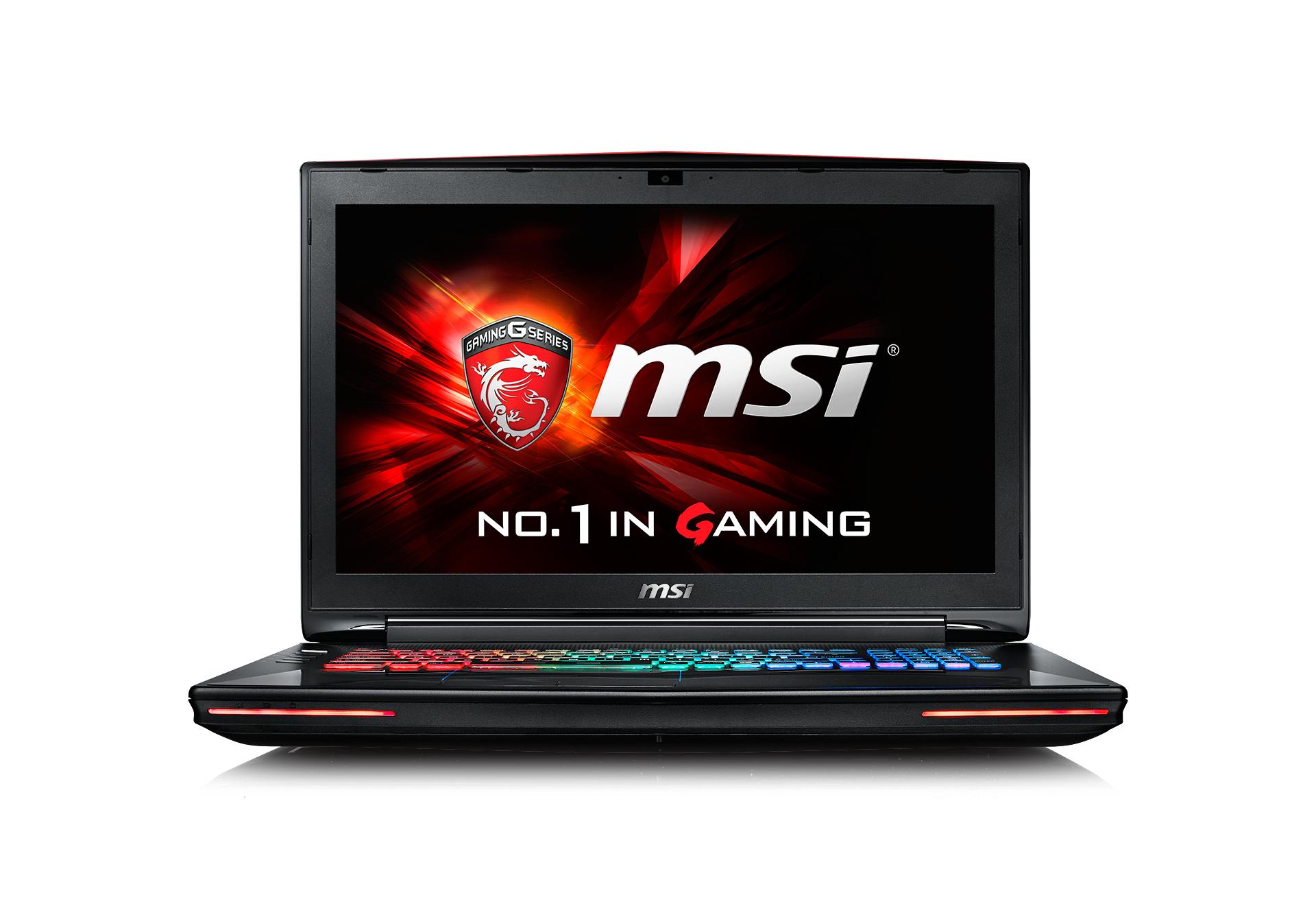 "MSI Gaming GT72S 6QE(Dominator Pro G)-265UK 2.6GHz i7-6700HQ 17.3"" 1920 x 1080pixels Black"