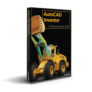 Autodesk Autocad Inventor LT Commercial Subscription (1 year), 2010, EN