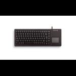 Cherry XS Touchpad USB QWERTZ German Black keyboard