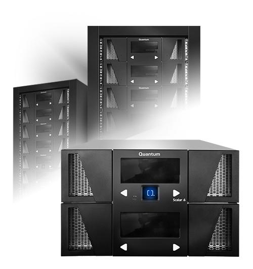 Quantum Scalar i6 8GB Black tape auto loader/library