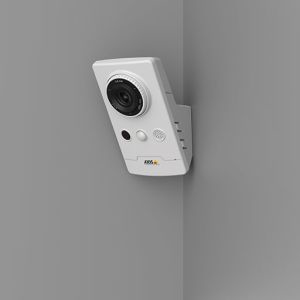Axis M1065-L IP security camera Indoor Cube White