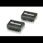 Aten VE601 AV transmitter & receiver Black AV extender
