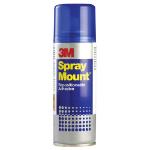 3M Spray Mount Adhesive Spray CFC Free 400ml