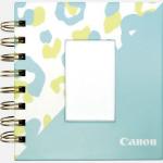 Canon MC-PA004 photo album Blue, White, Yellow 20 sheets