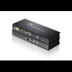 Aten CE750A Transmitter & Receiver KVM extender