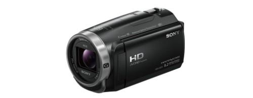 Sony HDR-CX625B 2.29 MP CMOS Handheld camcorder Black Full HD