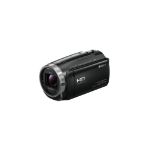 Sony HDR-CX625B 2.29 MP CMOS Handheld camcorder Black Full HD