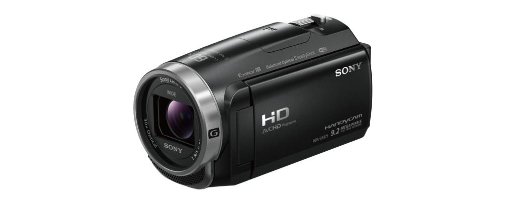 HDR-CX625 Camcorder Black