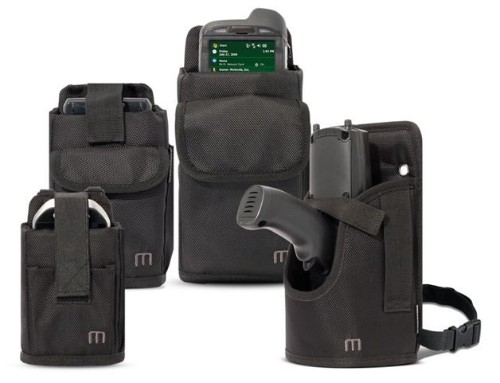 Mobilis 031003 mobile phone case Black